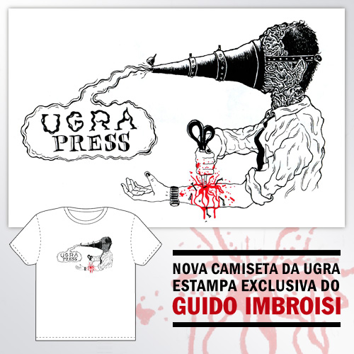Camiseta Guido Imbroisi