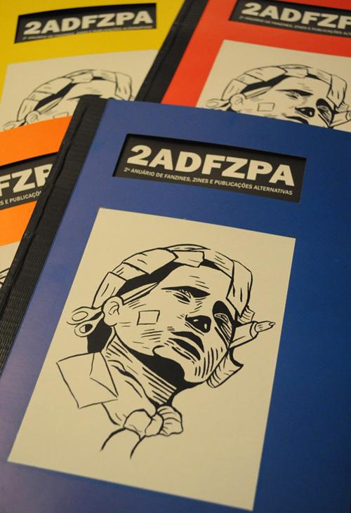 2º Anuário de Fanzines, Zines e Publicações Alternativas