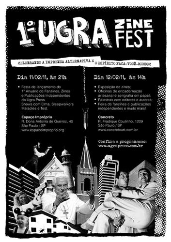 I Ugra Zine Fest