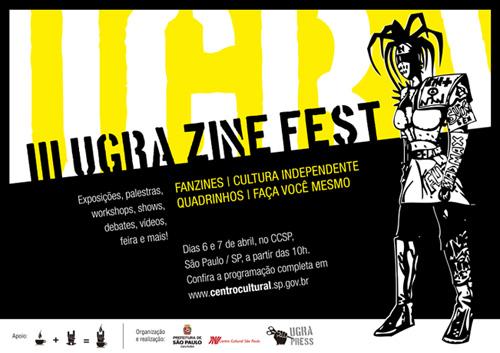 III Ugra Zine Fest