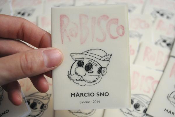 Rabisco #1 - Márcio Sno