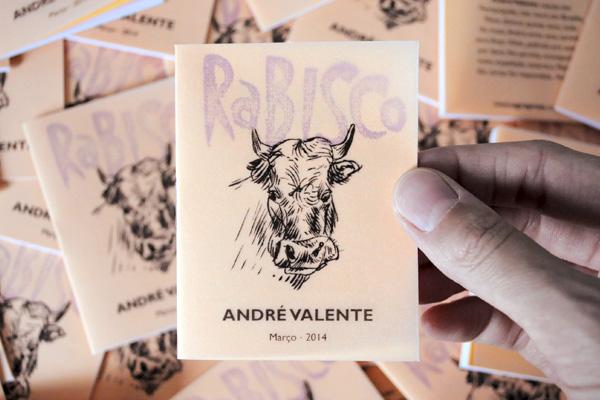 Rabisco – André Valente