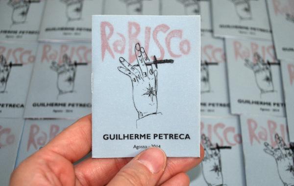 Rabisco #8 - Guilherme Petreca