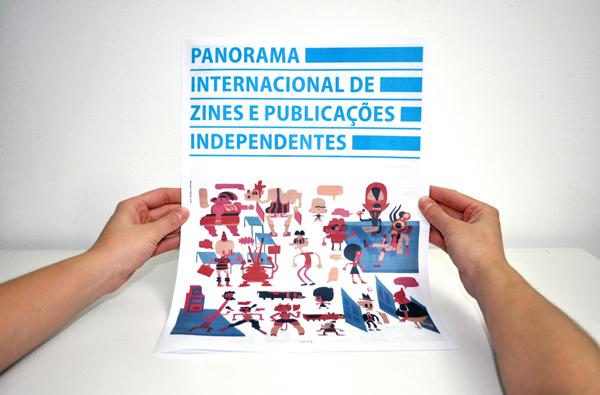 Panorama Internacional de Zines e Publicações Independentes